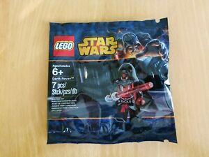 Lego Star WarsPolybag Darth Revan 2014 Limitiert Sammler Exklusivset 5002123