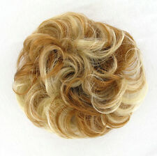 Hair Extension Scrunchie blond blond copper wick clear ref: 17 f27613 peruk …