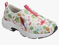 Drew Blast Flamingo Parrot Cactus Palm Trees Print Sneakers Shoes Size 10.5 $145
