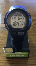 Casio Ws1000H-2Av, 10 Year Battery Watch, 100 Meter Wr, 60 Lap Memory, 3 Alarms