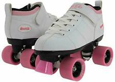 Chicago Women's Bullet Speed Roller Skates, Size 5 - White