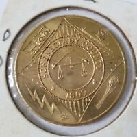 Schenectady County Sesquicentennial Coin 1959 150th Anniversary