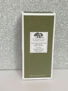 Origins Dr Weil Mega Mushroom Relief Resilience Soothing Treatment Lotion 100ml