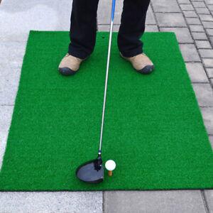 1m x 1.25m Portable Golf Practice Mat Driving Range Mat Chipping Practice UK