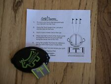 2010 Scotty Cameron Titleist Lime Green  Scotty Dog Ball Marker Tool new PGA