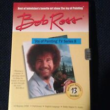 Brand NEW Bob Ross Joy of Painting TV Series 8 DVD