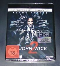 4k Ultra HD Blu Ray John Wick 2
