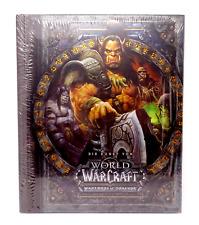 World of Warcraft Warlords Draenor Art Book Collector's Edition Artbook German Deu