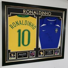 LUXURY FOOTBALL 2 SHIRT FRAMES JERSEY FRAMING * We frame your shirt for you