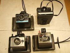 Polaroid Instant Cameras. Lot of 3