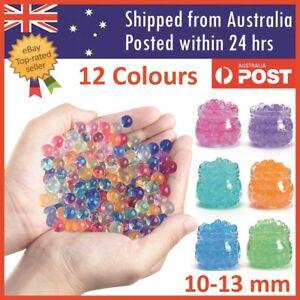 Orbeez Gel Water Balls Crystal Soil Bead WaterBalls Jelly Gel Beads Vase 10-13mm
