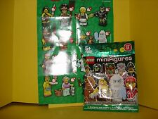 LEGO 71002  N°14  GRAND-MERE MAMY NEUF jamais ouvert série 11 UNOPENED