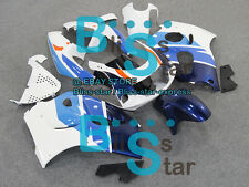 White blue Fairing Fit SUZUKI GSX-R600 GSX-R750 SRAD 97 98 1996-1999 029 A7