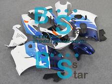 White blue Fairing Fit SUZUKI GSX-R600 GSX-R750 SRAD 97 98 1996-1999 029 A7