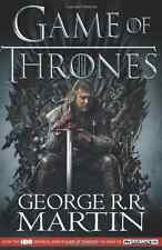 A Game of Thrones: Book 1 of A Song of Ice and Fire - Paperback NEW Martin, Geor