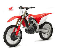 NewRay Honda CRF450R Dirt Bike 1:12 Red