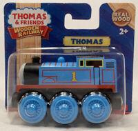 Thomas - Thomas & Friends Wooden Railway Train Tank Engine - New Blue Locomotive
