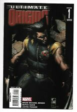 Marvel Comics, Ultimate Origin, Issue 1, Direct Sales, 2008, 9.6, Near Mint