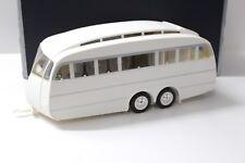 1:18 Norev Wohnwagen / Caravan HENON 1955 white NEW bei PREMIUM-MODELCARS