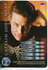 Torchwood TCG Trading Card #007 Captain John Hart