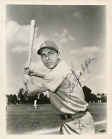 Gil Hodges 8x10 SIGNED PHOTO AUTOGRAPHED ( Dodgers HOF ) REPRINT