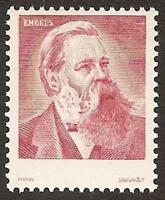s4) Poland proof without SPECIMEN imprint 1953 ** Polen Probedruck Engels