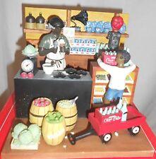 """Annie Lee Figurine """"Two Scoops & Refund"""""""