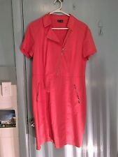 Gerry Weber peach dress in size 18