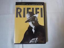 Rififi (DVD, 2001, Criterion Collection) Italian Film Noir Classic Like New