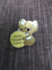 Bowling pin high team game gold ball mouse