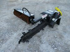 Toro Dingo Lowe Trencher and Trench Coverup Filler Attachment Combo - Ship $199