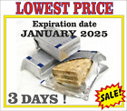 3 days 72H 2400Kcal Russia emergency food mre rations survival army food bars