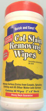Simple Solution Cat Stain Removing Wipes 30ct.