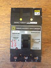 150 AMP 3 Phase circuit breaker G232150H Square D