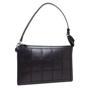 LOUIS VUITTON DELMONICO POCHETTE ACCESSOIRES HAND BAG EPI STRETCH M54602 34003