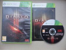 Diablo 3 sur Xbox 360. Version française.