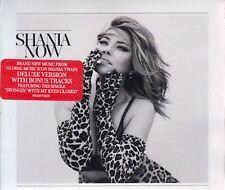 Now [Deluxe Edition] [Digipak] * by Shania Twain (CD, Sep-2017, Mercury) NEW