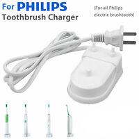 Per la spina del caricabatterie elettrico Philips per spazzolino da denti HX6530
