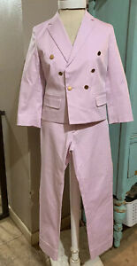 ISABEL MARANT Pant Size 30 Jacket SIZE 40 Suit XS/S Pink AMAZING! Beautiful!