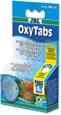 JBL Oxytabs 50 tabs (fish transport emergency oxygen tablets shipping bag live)