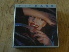 "The Cars: ""s/t"" Japan Mini-LP Promo Box [no cd heads talking blondie boston QHN"