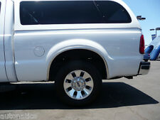 "2008-2010 Ford F-250/F-350 Stainless Steel Fender Trim Moldings 1.25"" Wide  4Pc"
