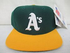 Oakland As Sport Specialties 7 1/8 Fitted Genuine Merchandise MLB Cap Hat Rare