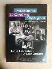 19322 // MEMOIRES DU CINEMA FRANCAIS DE LA LIBERATION A NOS JOURS DVD NEUF