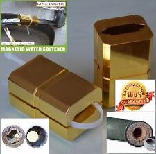 Alta Qualità GRANDE Condizionatore D'acqua Magnetico anti calcare rimuovi AAA