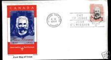 Canada 485 Henri Bourassa, Jackson,   FDC