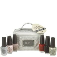 OPI Pack The Essentials Holiday 2013 6 colors Full Size Nail Polish Ltd Ed