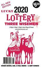 2020 Lucky Lottery Almanac - Dream Book - Lottery Book