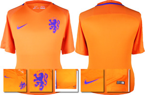 2016 2017 OFFICIAL KNVB NETHERLANDS HOLLAND HOME NIKE SHIRT = KID'S SIZES