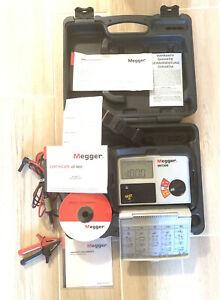 Megger insulation tester - Brand New